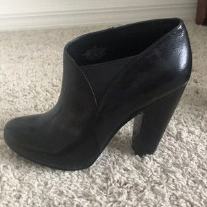 Nine West rockitude booties